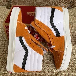 Vans Sk8-Hi Retro Sport Apricot/True White men's